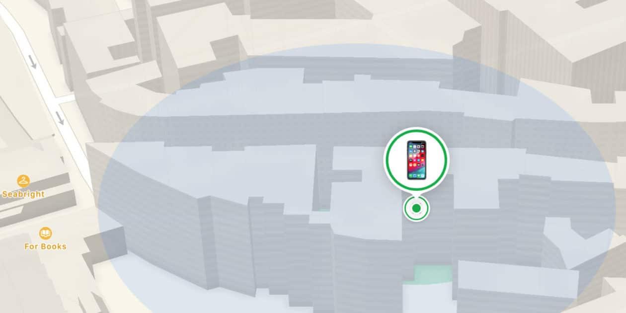App Buscar no iOS 14