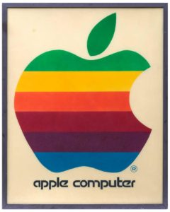 Cartaz de varejo da Apple