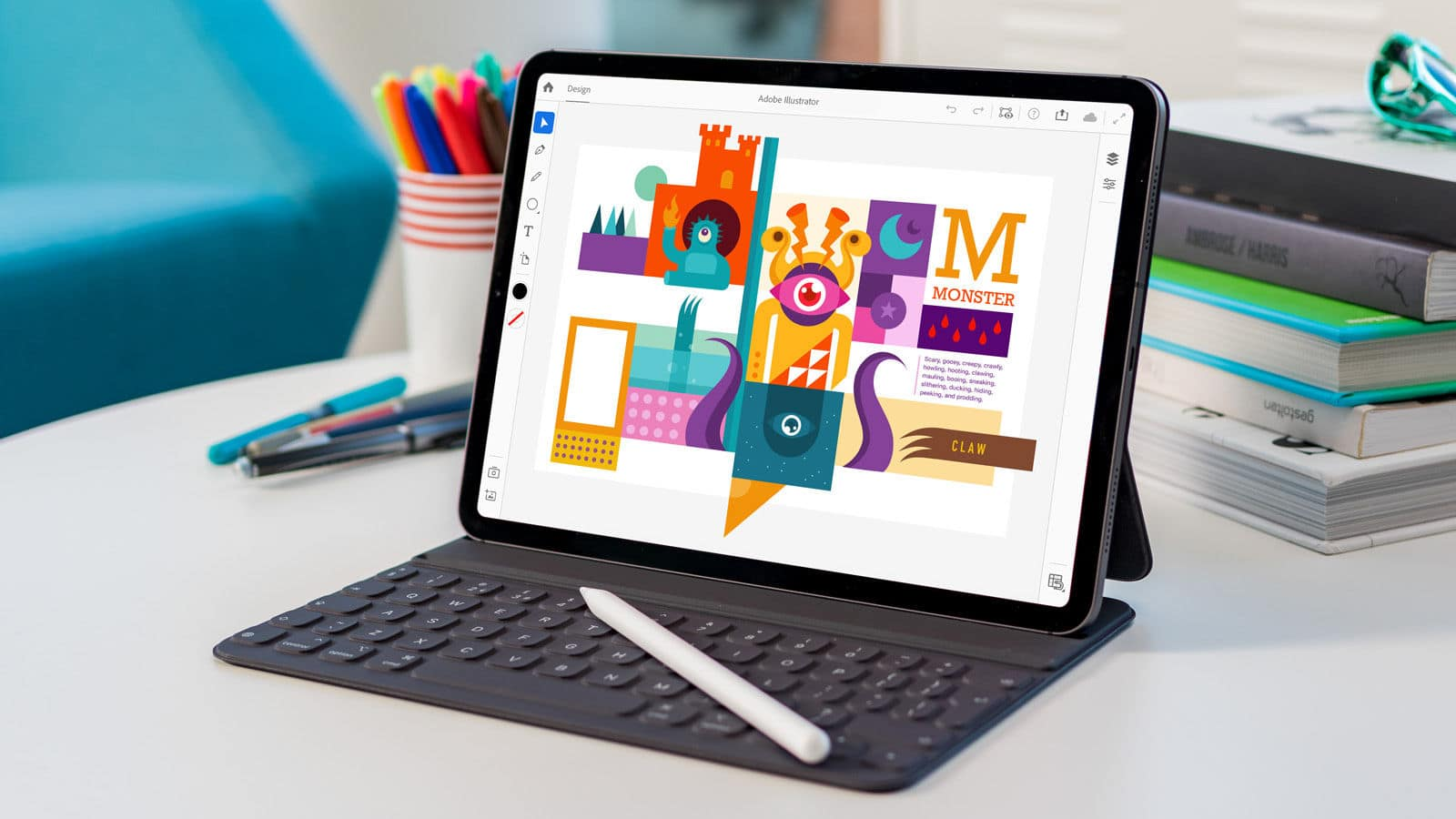Adobe Illustrator para iPad