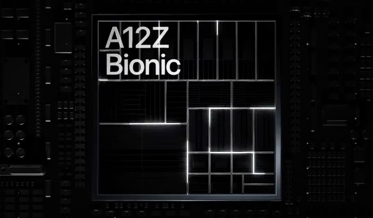 Ilustração do A12Z Bionic