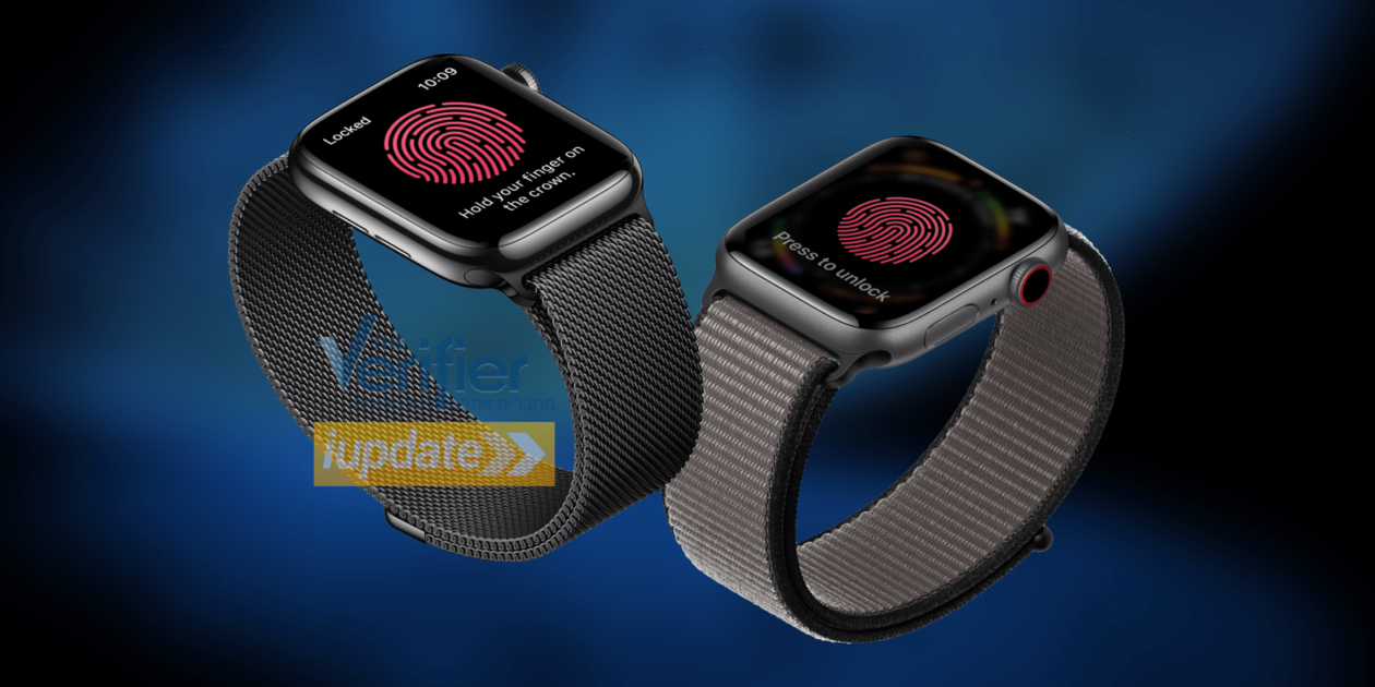 Touch ID no Apple Watch