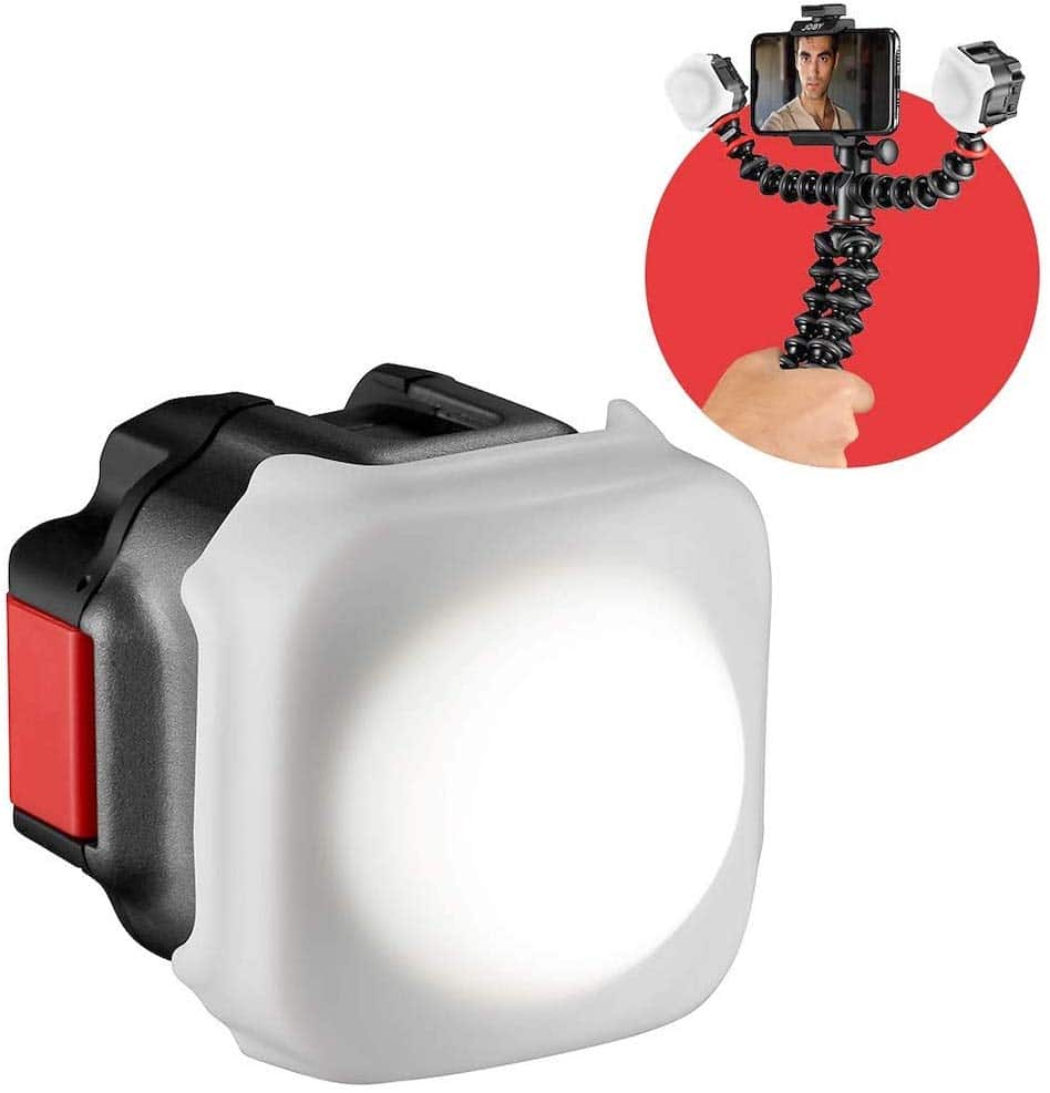 Flash LED externo da JOBY