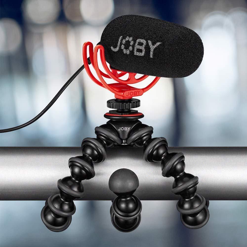 Microfone externo para iPhone da JOBY