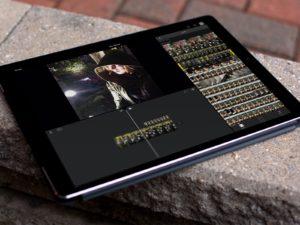iMovie no iPad