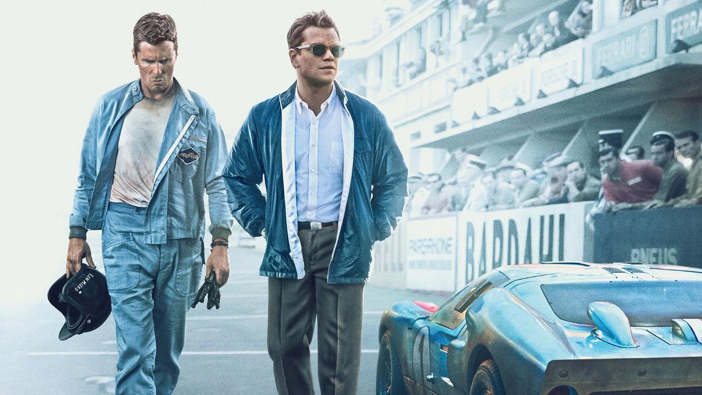 "Filme - ""Ford vs Ferrari"""
