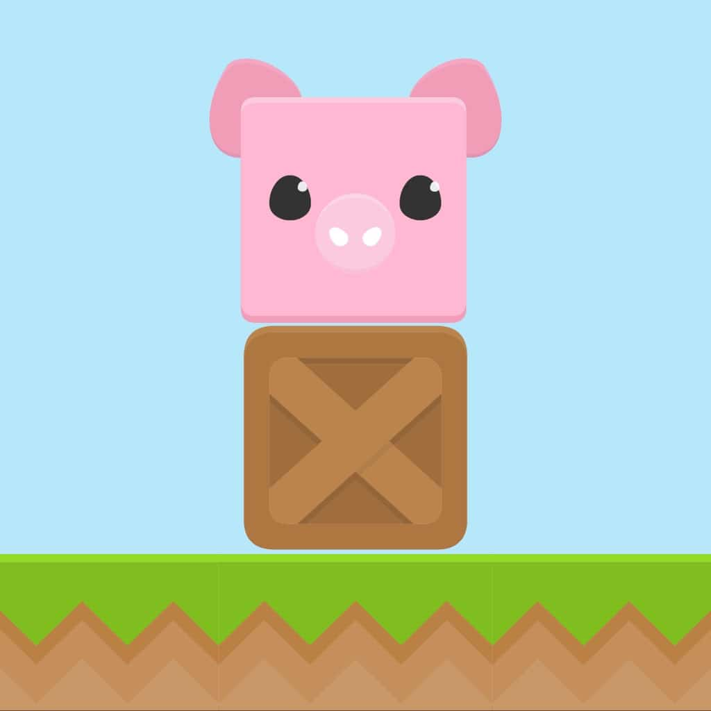 Topple Towers, jogo para iOS