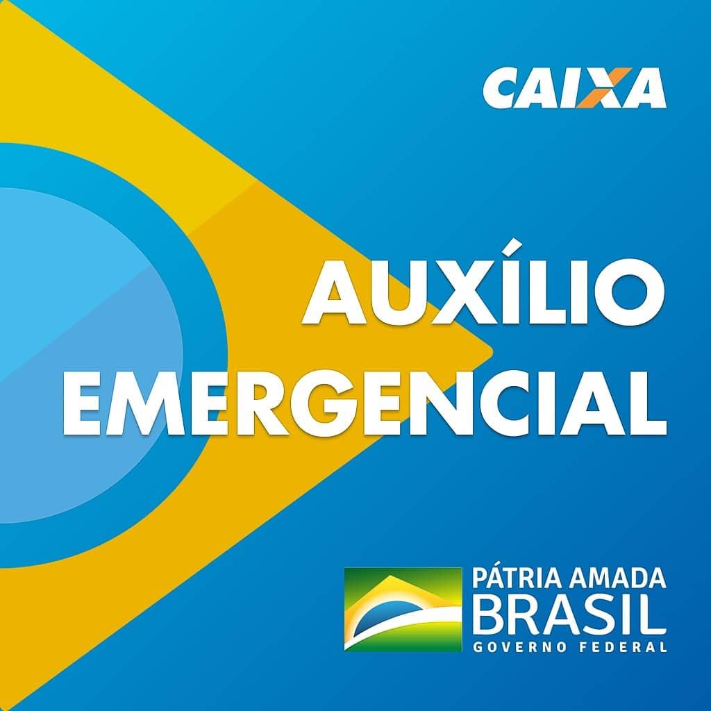 Ícone do app Auxílio Emergencial