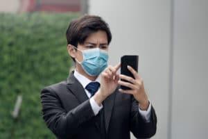 Face ID com máscara