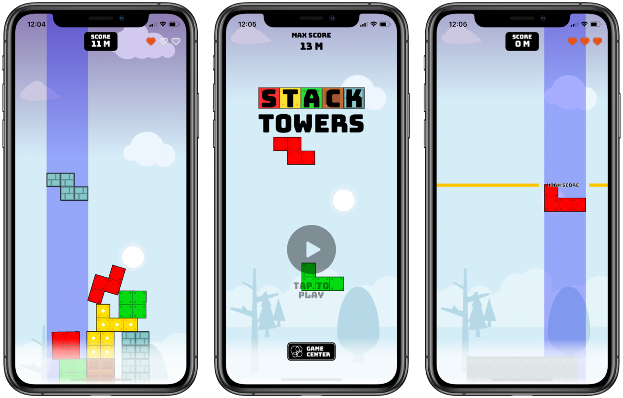 Brazilians create game whose objective is the opposite of Tetris