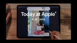 Today at Apple (at Home)