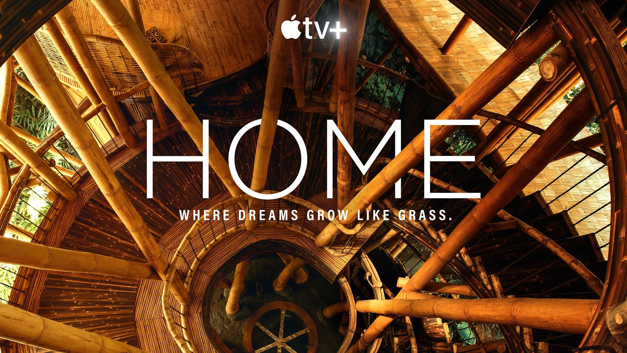 """Home"", série documental do Apple TV+"