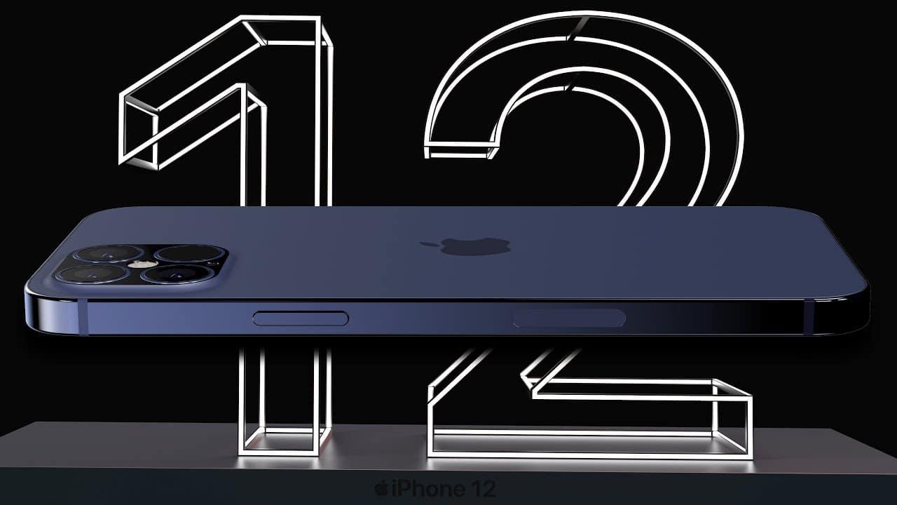 Video esquema técnico iPhone 12 Pro Max