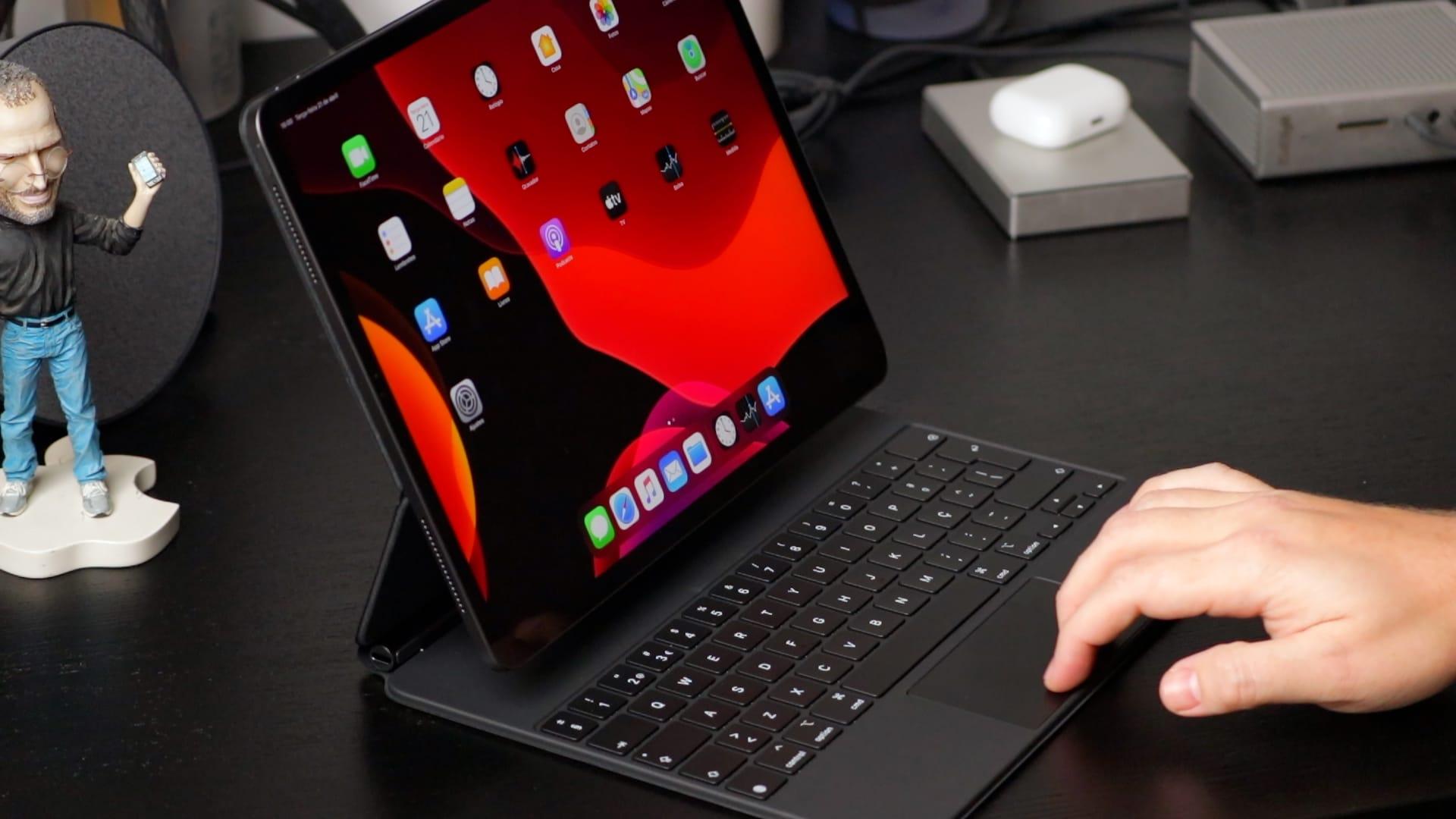 Magic Keyboard para iPad Pro