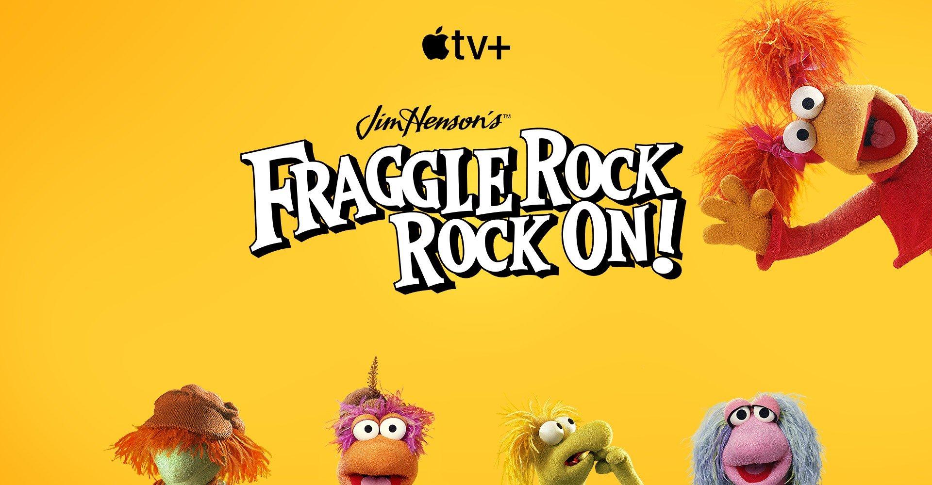 """Fraggle Rock: Rock On"""