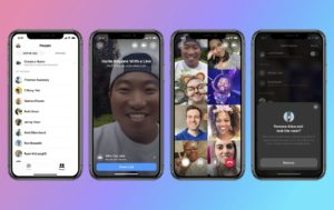 Messenger Rooms, ferramenta de videochamadas do Facebook