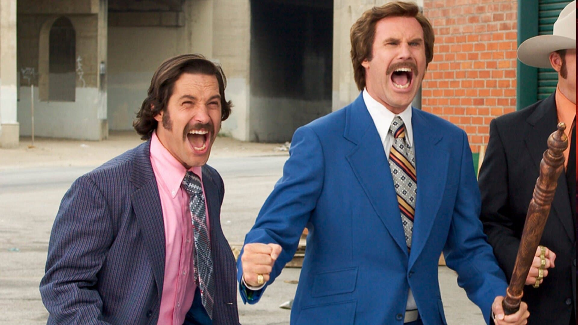 Paul Rudd e Will Ferrell