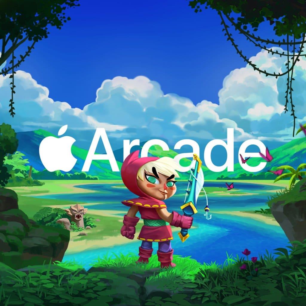 Legend of the Skyfish 2, jogo do Apple Arcade