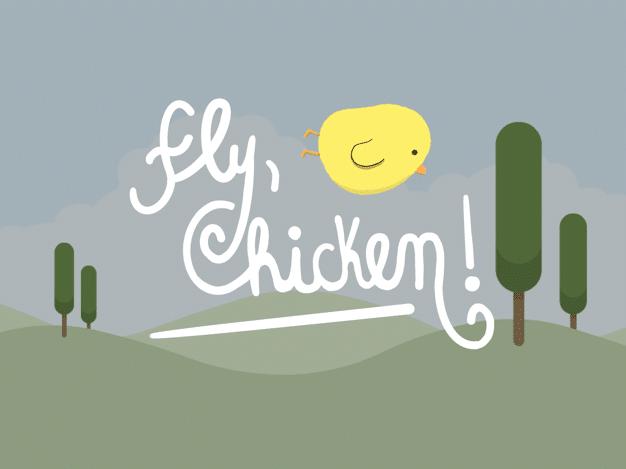 Jogo Fly, Chicken