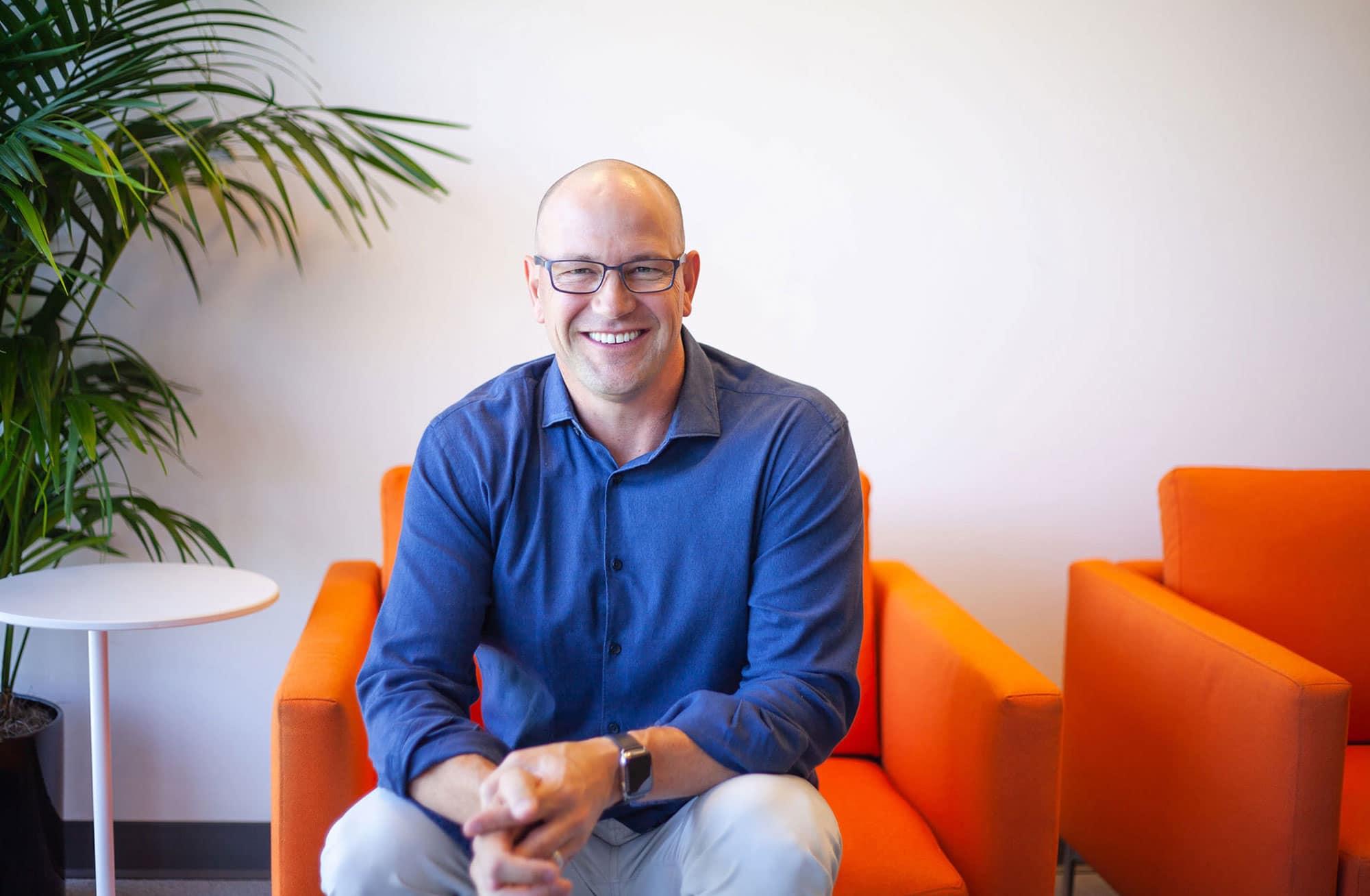 Brad Freitag, CEO da Claris