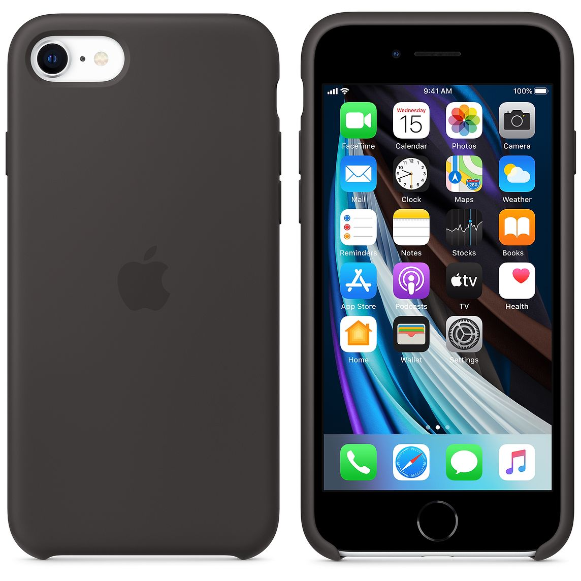 Case da Apple para o iPhone SE