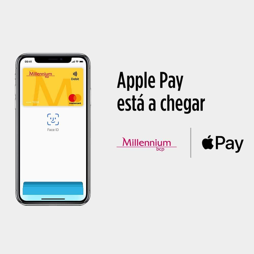 Apple Pay no Millennium