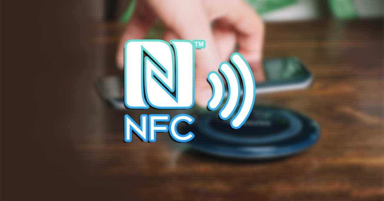 Carregamento sem fio por NFC