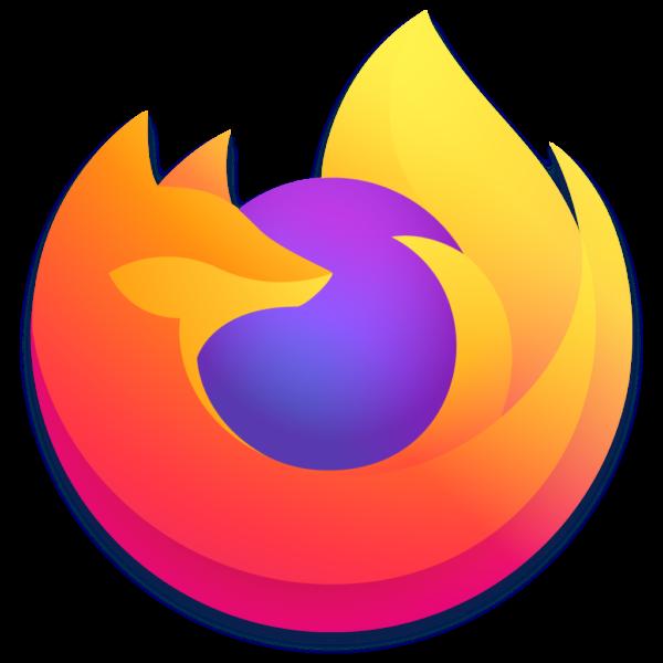Novo ícone do Mozilla Firefox