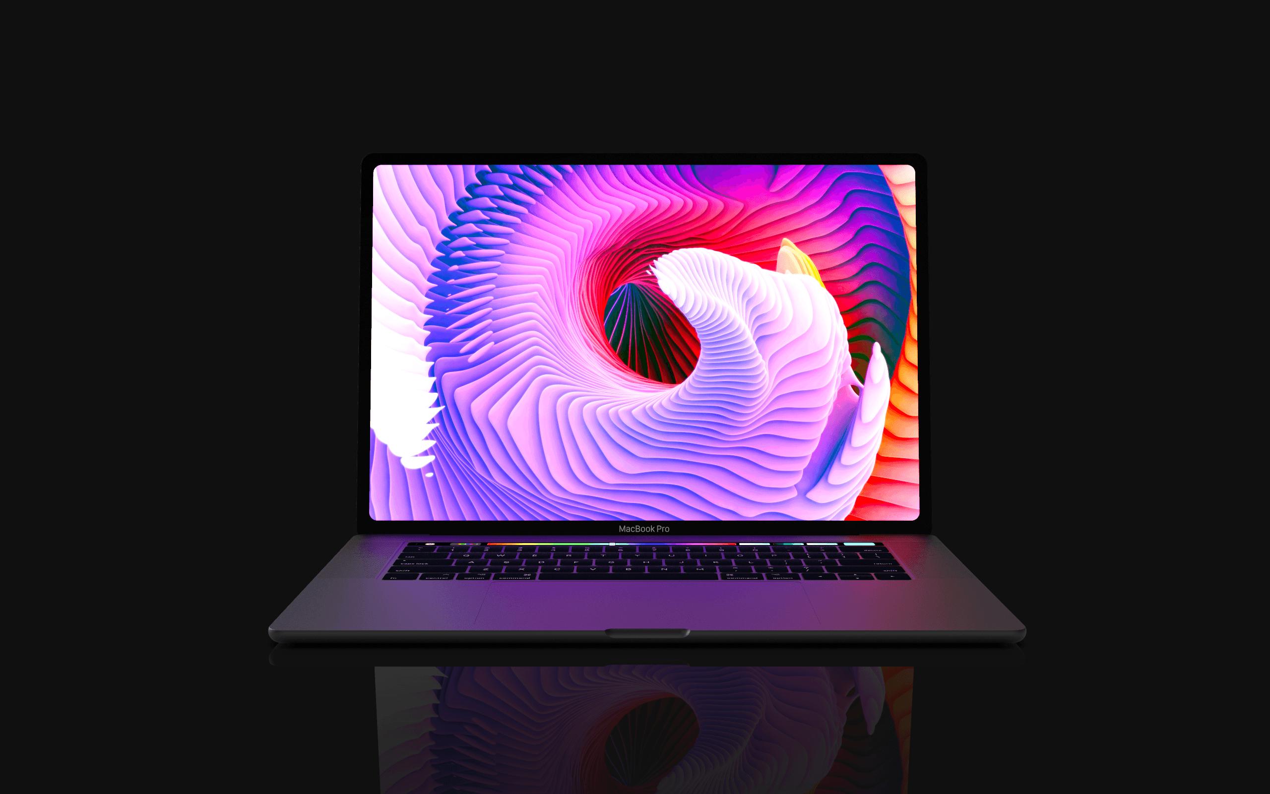 Display do MacBook Pro