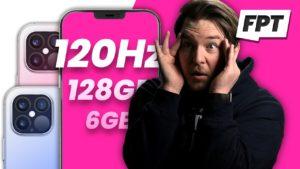 """Jon Prosser - """"iPhone 12"""" começando em 128GB"""