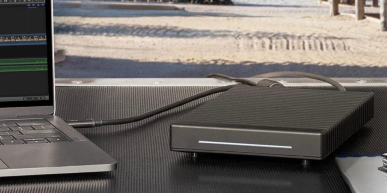 SSD externo ThunderBlade, da OWC