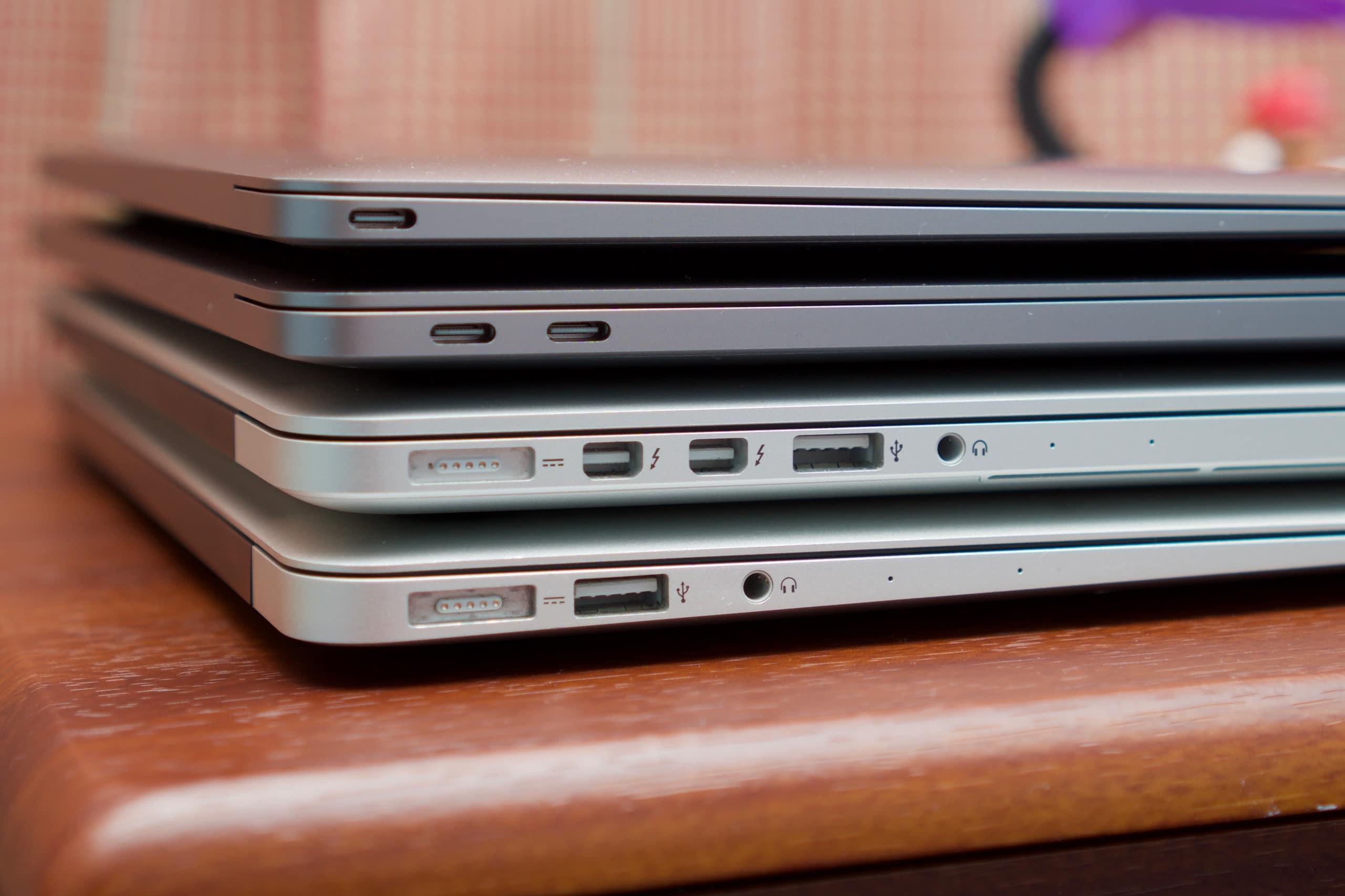 Portas de Macs