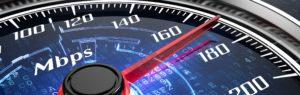 Velocímetro de speed test