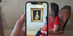 [AR]T Museum, aplicativo de realidade aumentada para obras de arte