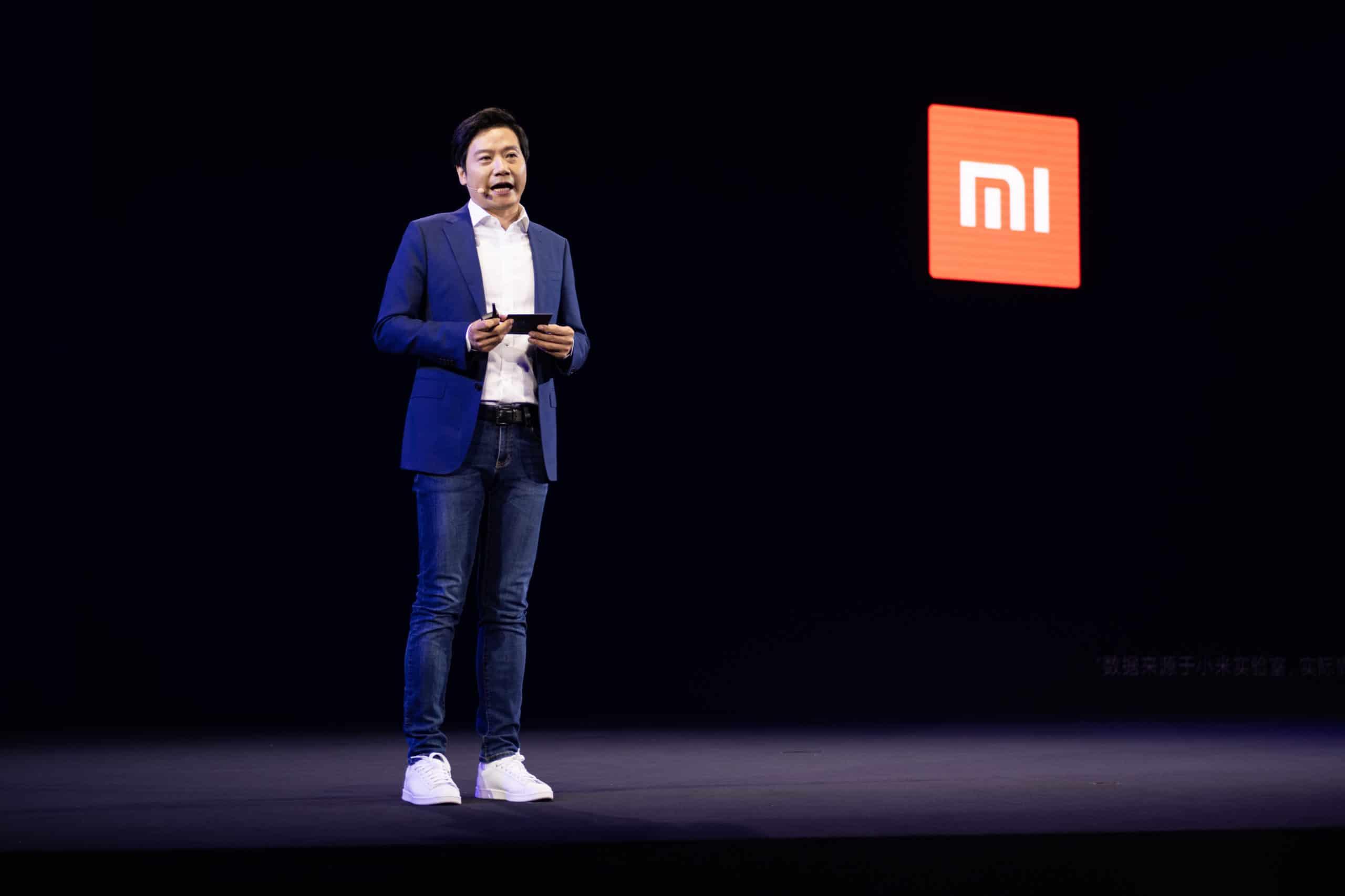 Lei Jun, CEO da Xiaomi
