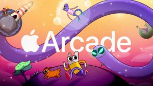 Jogo Winding Worlds, no Apple Arcade