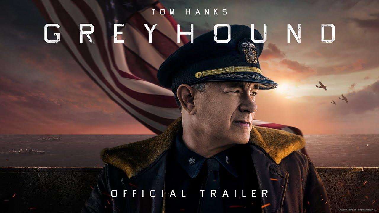 """""""Greyhound"""", filme com Tom Hanks do Apple TV+"""