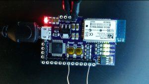 Sensor conectado a smartphones para testar COVID-19