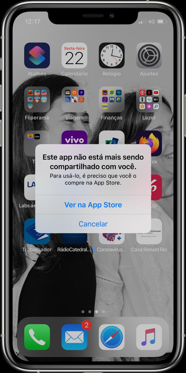 Bog no iOS 13.5