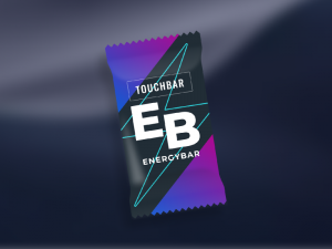 EnergyBar, utilitário para modificar a Touch Bar