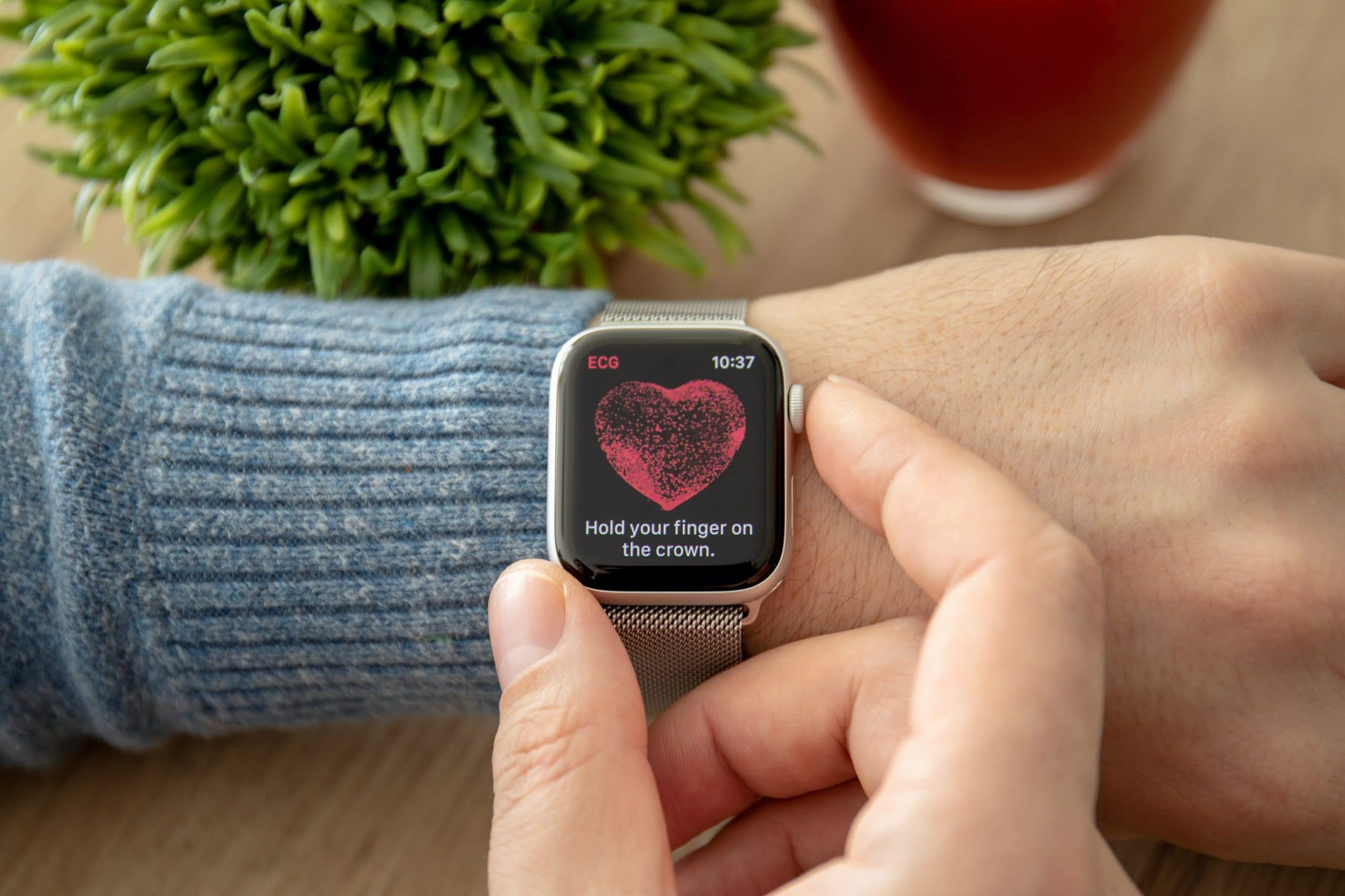 ECG - Apple Watch