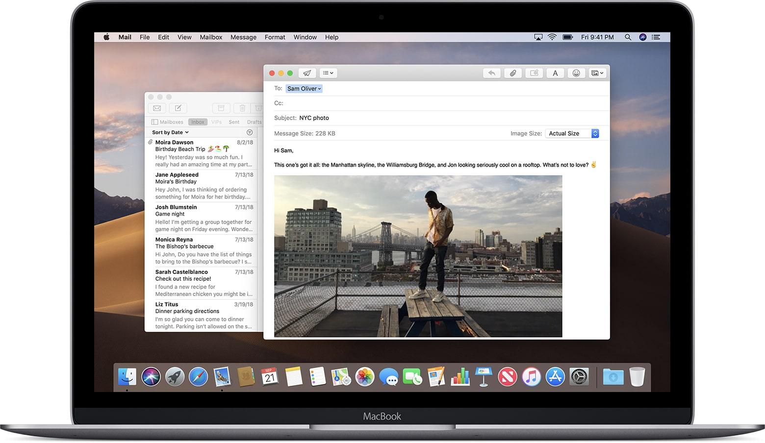 Mail no Mac