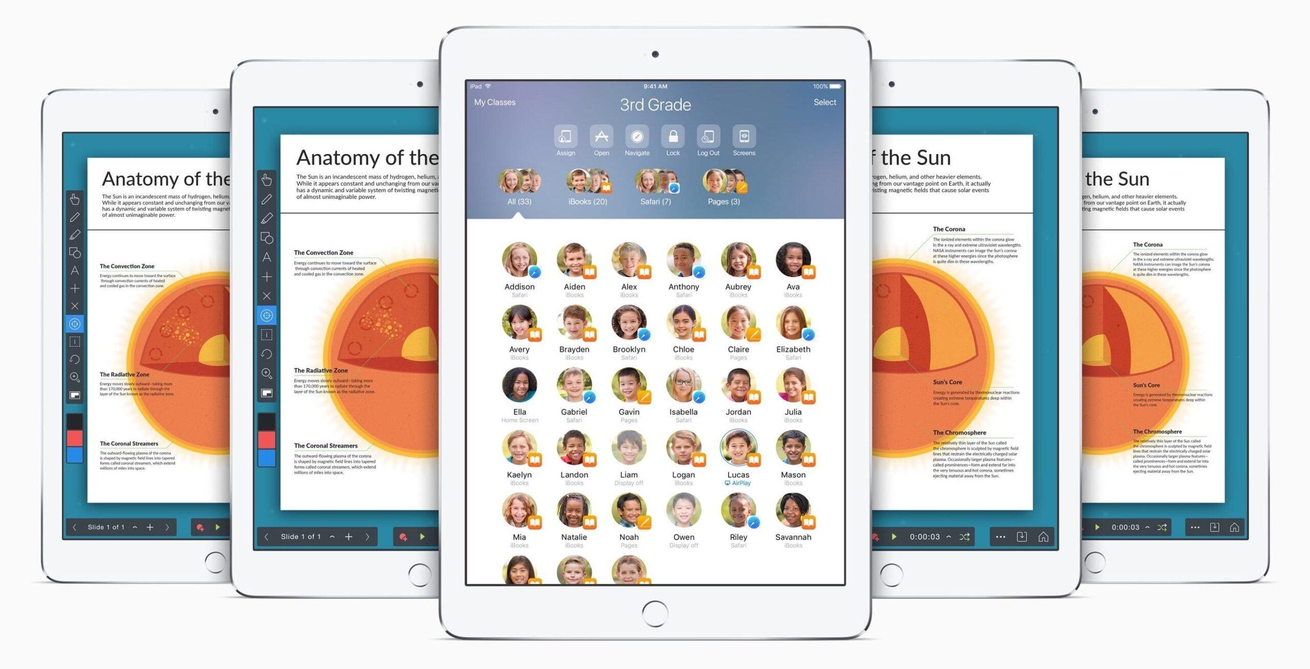 App Sala de Aula