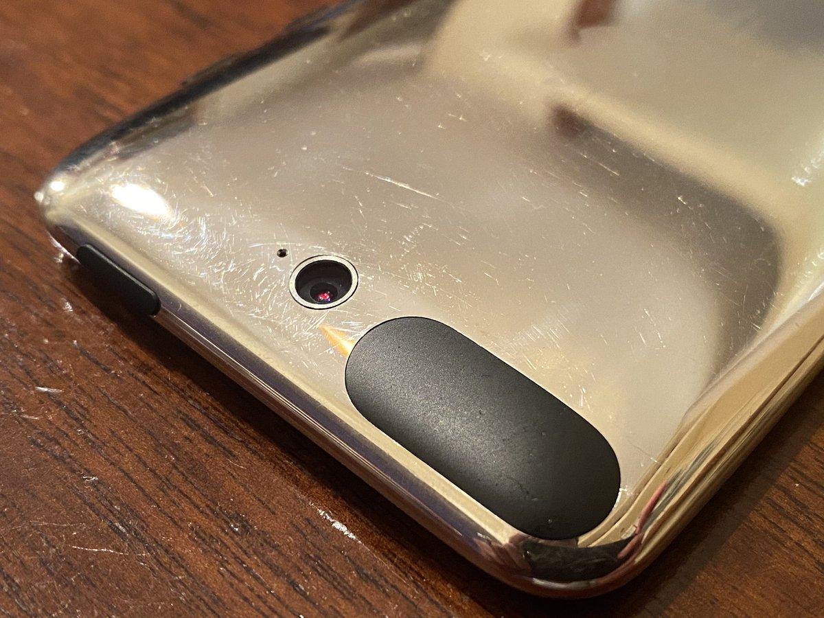 Protótipo do iPod touch de terceira geração