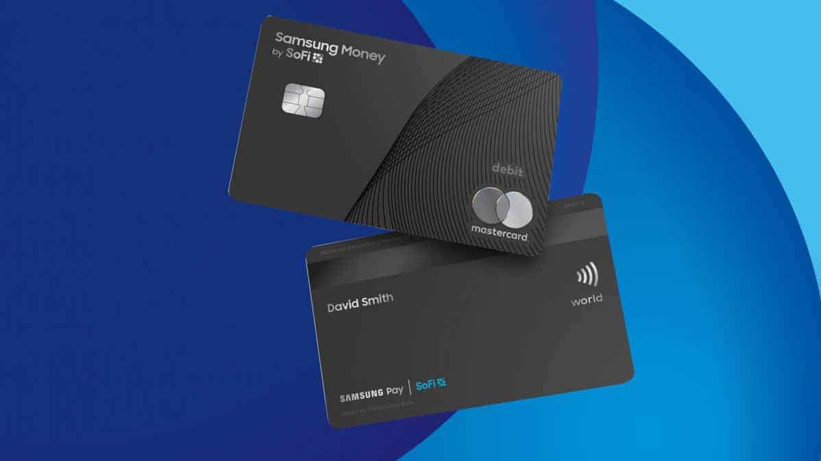 Samsung Money by SoFi com cartão de débito