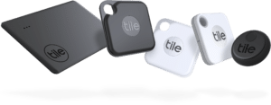 Família de dispositivos Tile