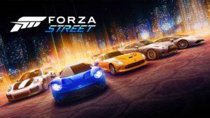 Jogo Forza Street para iOS e Android