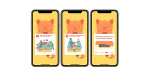Aplicativo Here Kitty! para iOS