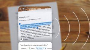 Google Lens para iOS