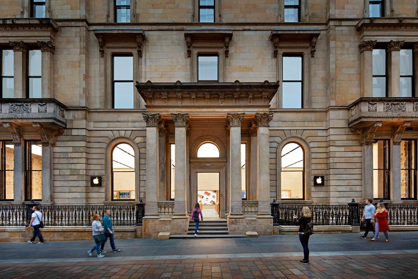 Apple Glasgow