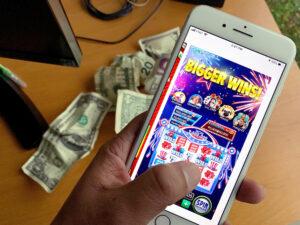 Loot box em jogo da App Store